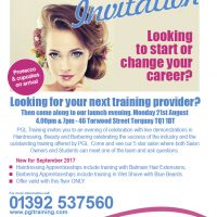 Recruitment Week - Launch Evening - Monday 21st August
