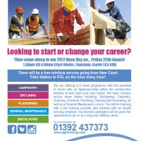 MJ Stevens Recruitment Afternoon Friday 25th August