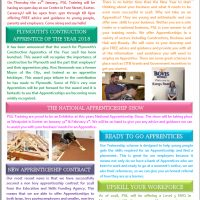 Latest PGL Newsletter