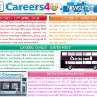 The PGL Training March Newsletter